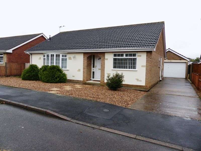 3 Bedrooms Detached Bungalow for sale in Pelham Close, Sudbrooke