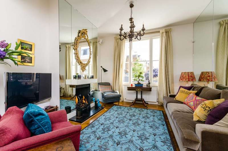 4 Bedrooms Terraced House for sale in Waterford Road, Moore Park Estate, SW6