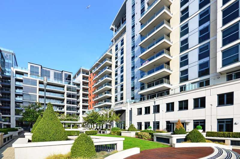 2 Bedrooms Flat for sale in Lensbury Avenue, Imperial Wharf, SW6