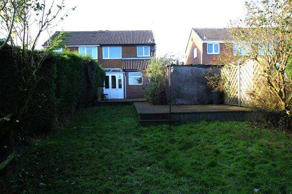 3 Bedrooms Semi Detached House for sale in Norton Drive, Norton Tower, Halifax