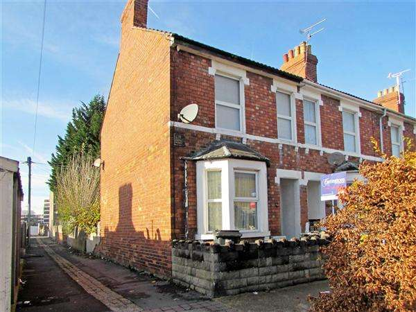 2 Bedrooms End Of Terrace House for sale in Ponting Street, Swindon