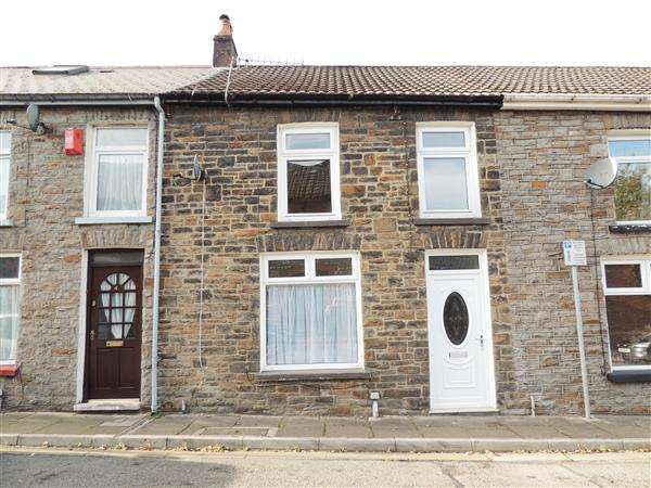 3 Bedrooms Terraced House for sale in Brynhyfryd, Tonypandy, Tonypandy