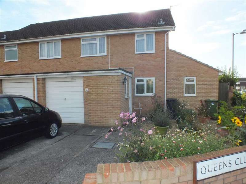 3 Bedrooms Property for sale in Queens Club Gardens, Trowbridge, Wiltshire, BA14