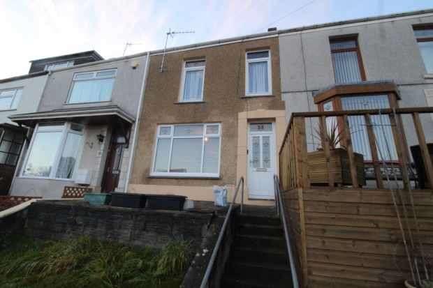 3 Bedrooms Terraced House for sale in Kinley Street, Swansea, West Glamorgan, SA1 8HE