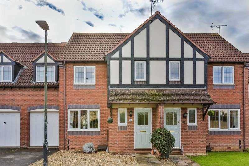 3 Bedrooms Terraced House for sale in Ashlea Meadow, Cheltenham
