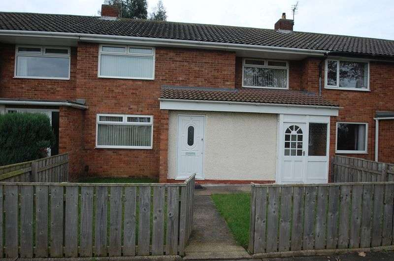 3 Bedrooms Terraced House for sale in Wheeldale Crescent, Thornaby, Stockton-On-Tees