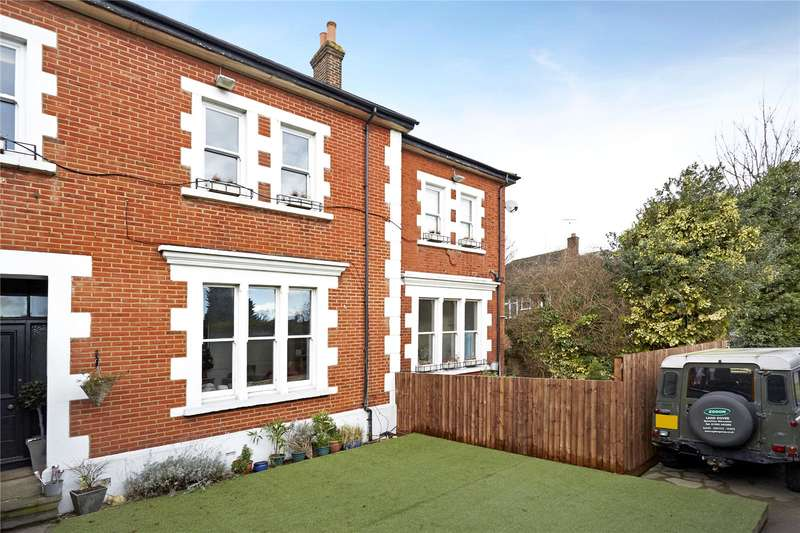 4 Bedrooms Semi Detached House for sale in Epsom Road, Epsom, Surrey, KT17