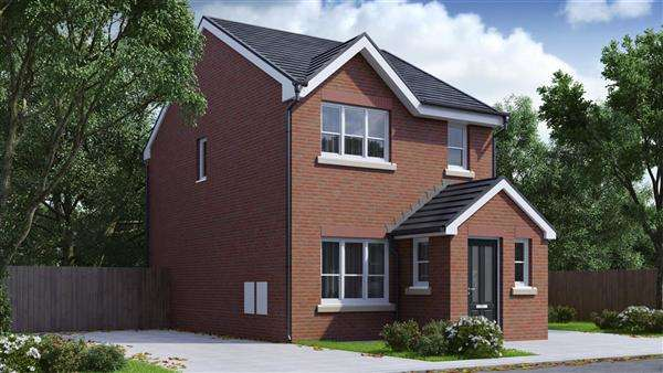 3 Bedrooms Detached House for sale in 'WELLAND' Vicarage Gardens, Platt Bridge