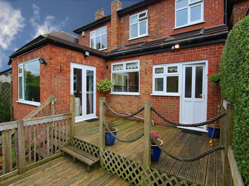 4 Bedrooms Detached House for sale in Hazel Grove, Nottingham, NG3