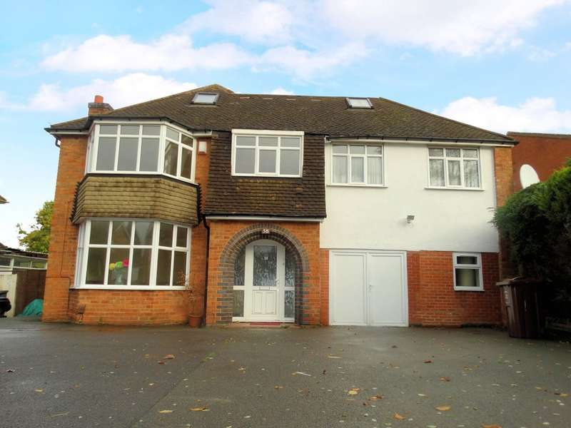 8 Bedrooms Detached House for sale in Yew Tree Lane, Solihull