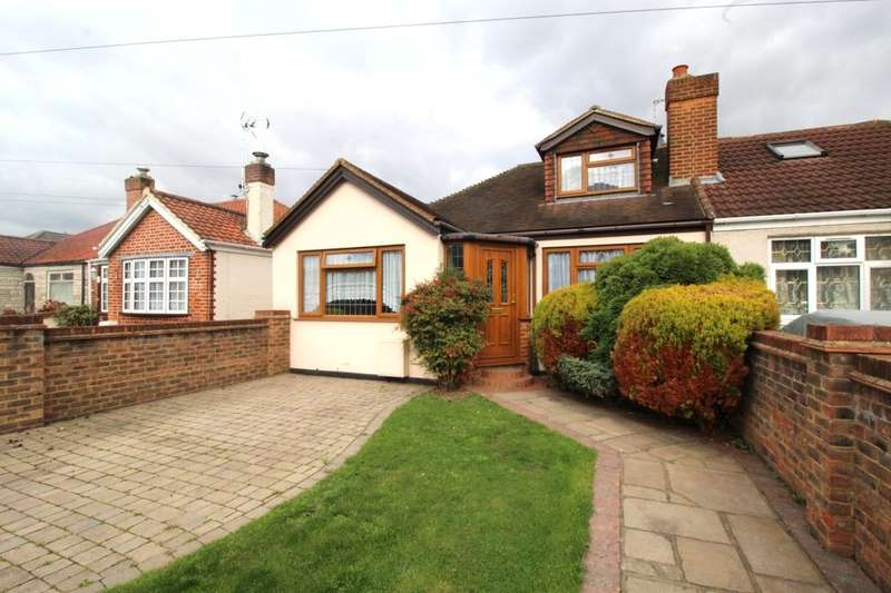4 Bedrooms Semi Detached House for sale in Kingston Road, Ashford, TW15