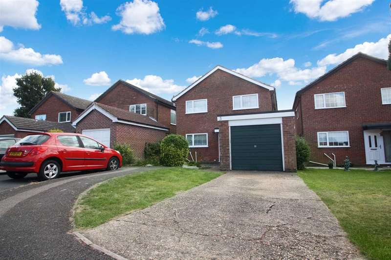 4 Bedrooms Detached House for sale in Catesbray, Capel St Mary