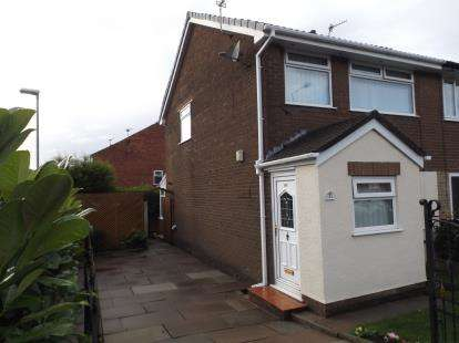3 Bedrooms Semi Detached House for sale in Victoria Road, Horwich, Bolton, Greater Manchester