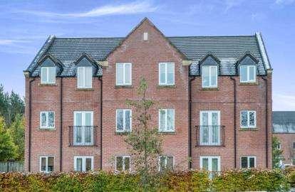 2 Bedrooms Flat for sale in Mint Garth, Knaresborough, North Yorkshire