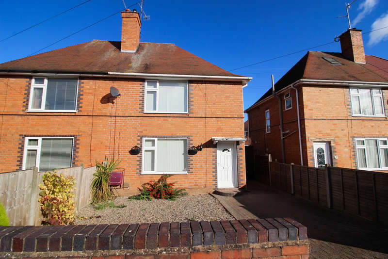 3 Bedrooms Semi Detached House for sale in Himbleton Road, Worcester, Worcester, WR2