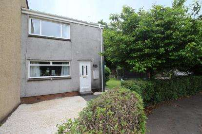 2 Bedrooms End Of Terrace House for sale in Delph Road, Tullibody