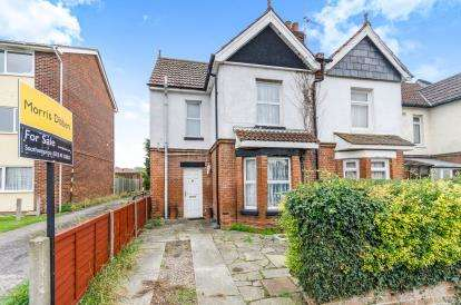 4 Bedrooms Semi Detached House for sale in St Denys, Southampton, Hampshire
