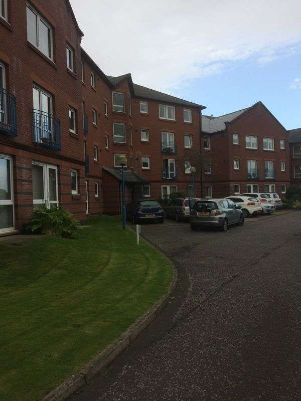 1 Bedroom Retirement Property for sale in 30 Kyle Court, Ayr, KA7 3AW