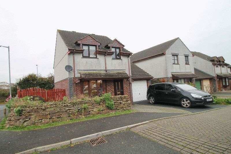 3 Bedrooms Detached House for sale in Maple Close, ST COLUMB MAJOR