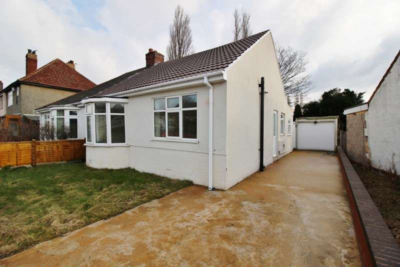 3 Bedrooms Semi Detached Bungalow for sale in Beaconsfield Avenue, Parkfields, Wolverhampton