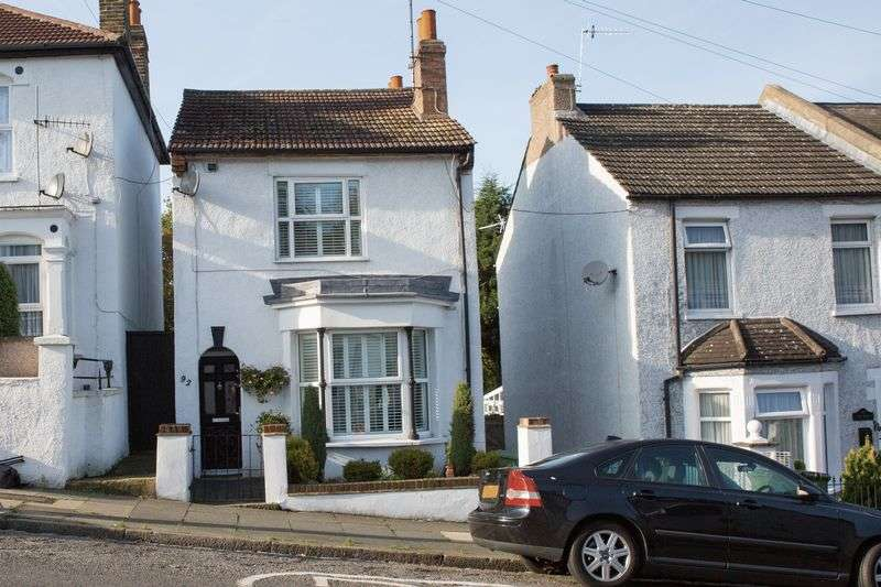 3 Bedrooms Detached House for sale in Purrett Road, London, SE18