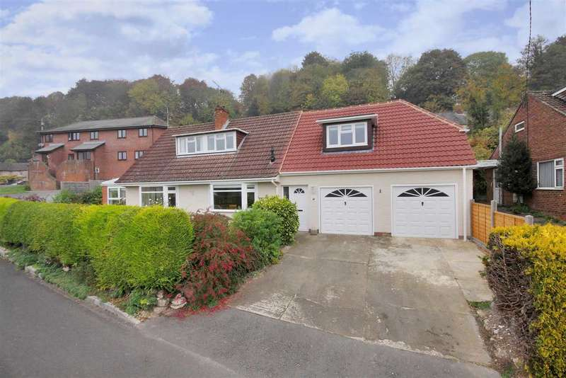 5 Bedrooms Bungalow for sale in Whitehaven, The Green, Whitchurch