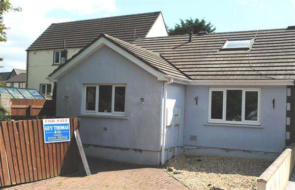 3 Bedrooms Semi Detached Bungalow for sale in 4 Kings Gardens