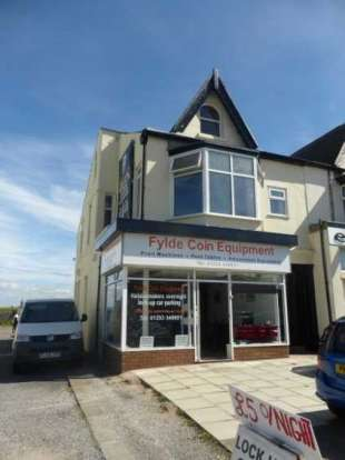 Property for sale in Lytham Road South Shore Blackpool