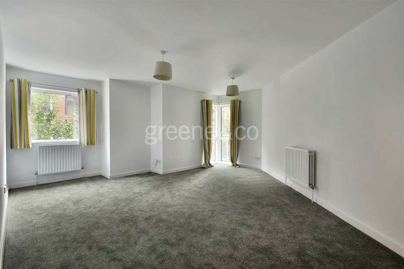 1 Bedroom Flat for sale in Pavilion Court, Stafford Road, London, NW6