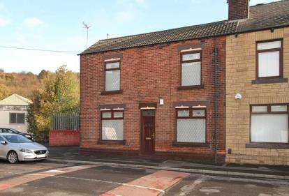 2 Bedrooms End Of Terrace House for sale in Robinson Road, Sheffield, South Yorkshire