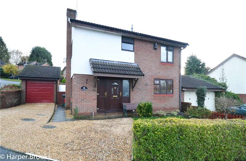 4 Bedrooms Detached House for sale in Silverdale, Northwich, Cheshire, CW8