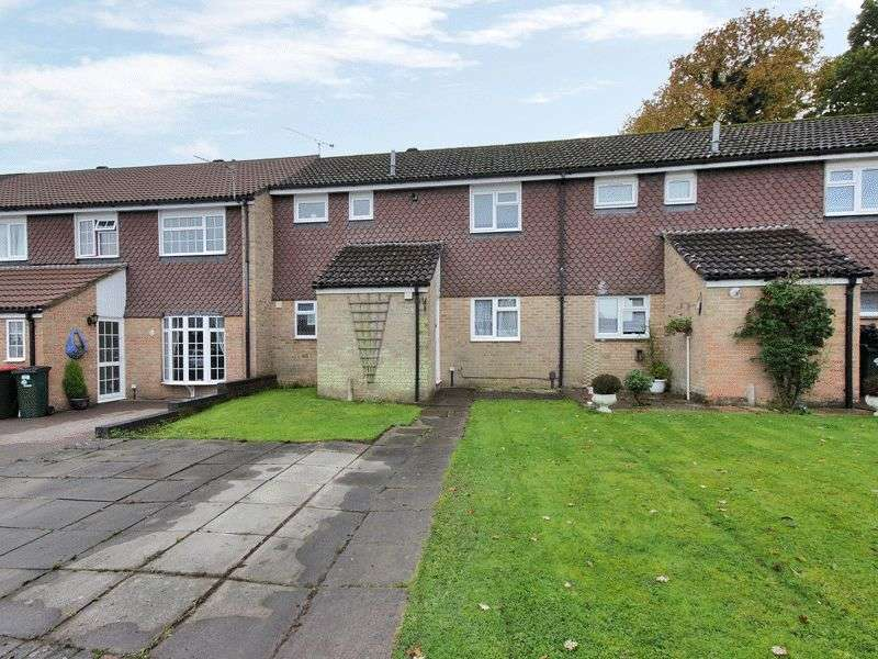 3 Bedrooms Terraced House for sale in Coniston Close, Ifield, Crawley, West Sussex