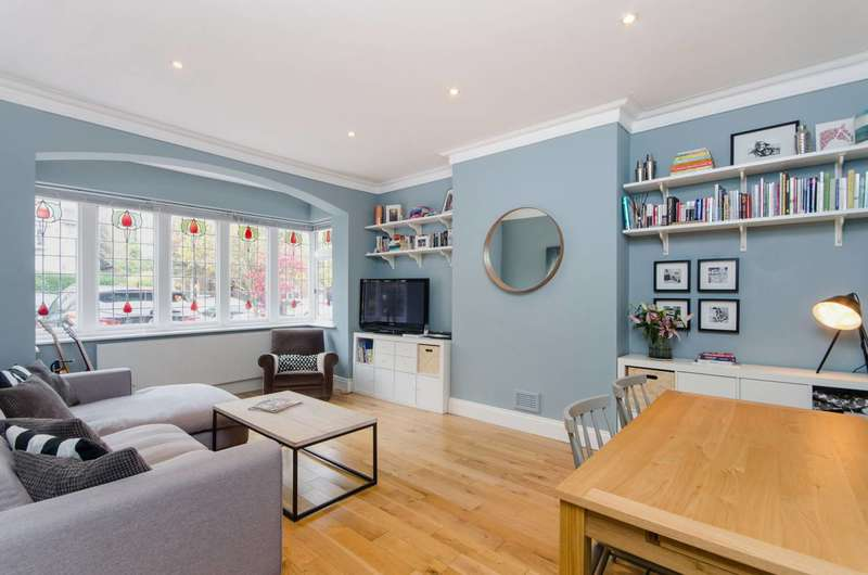 2 Bedrooms Flat for sale in Prentis Road, Streatham Hill, SW16