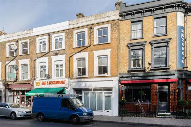 3 Bedrooms Terraced House for sale in Dulwich Road, Herne Hill