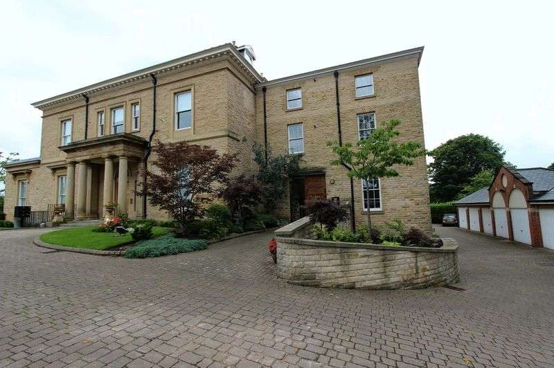 2 Bedrooms Flat for sale in The Residences, Scholes Lane, Prestwich, Manchester
