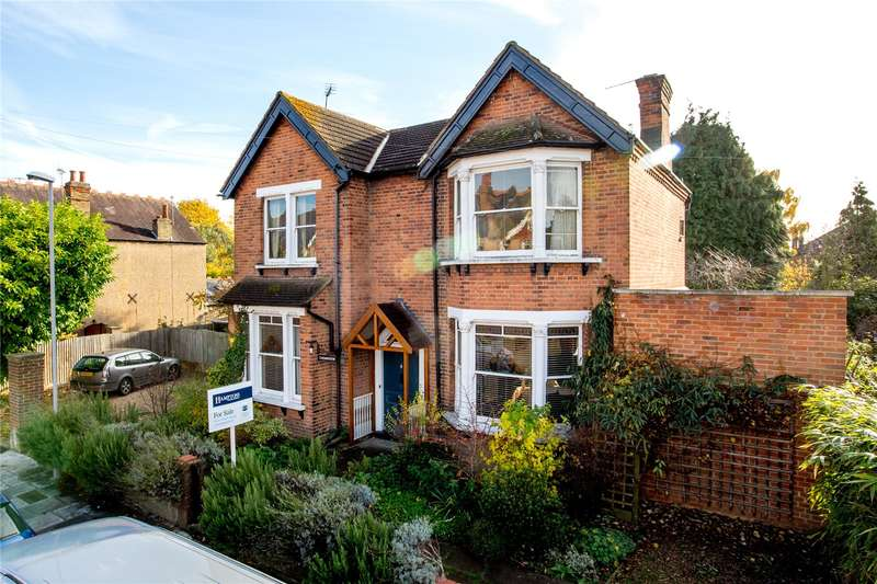 5 Bedrooms Detached House for sale in St. Albans Road, Kingston upon Thames, KT2