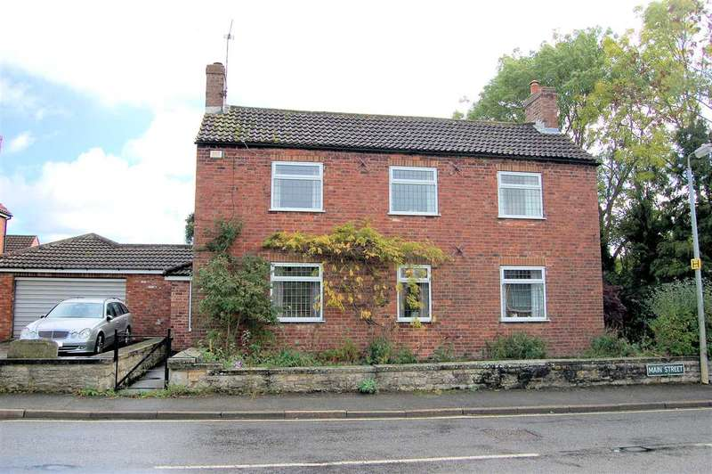 4 Bedrooms Cottage House for sale in Wisteria Cottage, Main Street, Boothby Pagnell, Grantham
