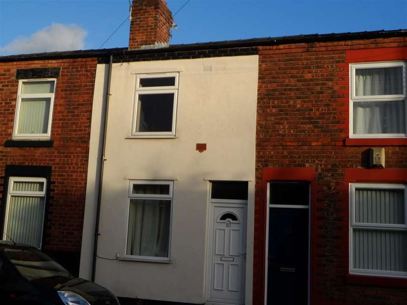 2 Bedrooms Terraced House for sale in Hale Street, Orford