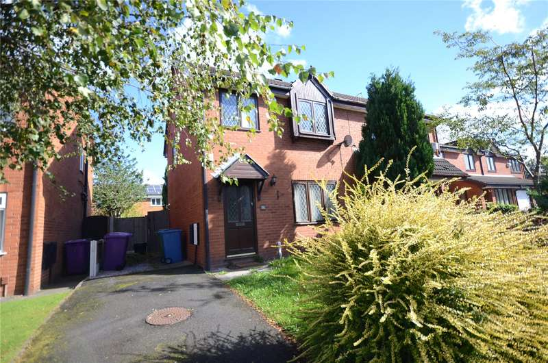 3 Bedrooms Semi Detached House for sale in Baldwin Avenue, Childwall, Liverpool, L16