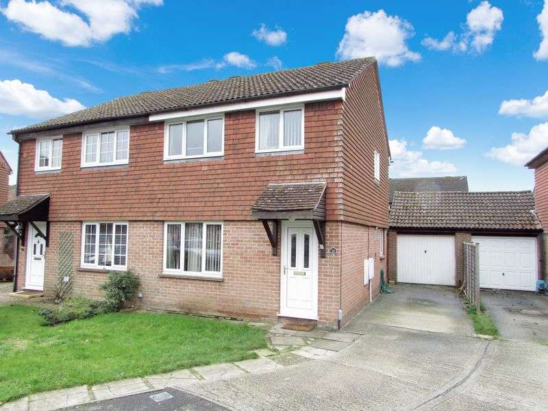 3 Bedrooms Semi Detached House for sale in The Quantocks, Thatcham