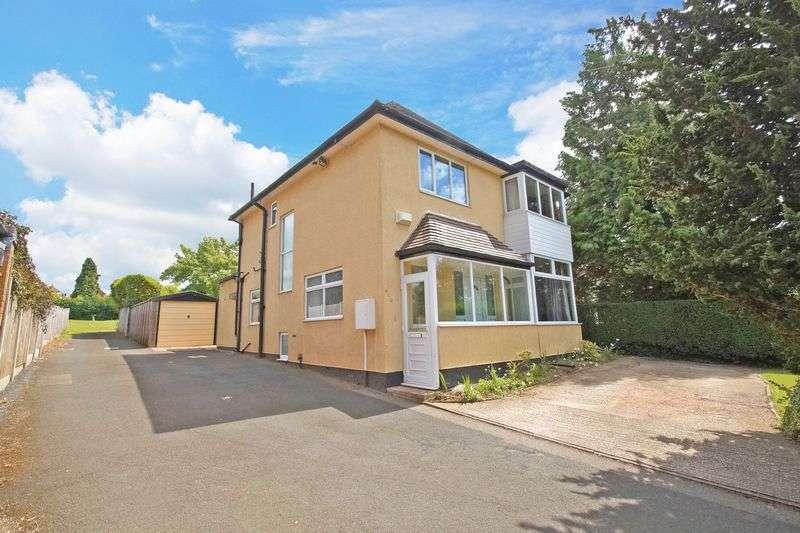 4 Bedrooms Detached House for sale in Birmingham Road, Marlbrook. Bromsgrove