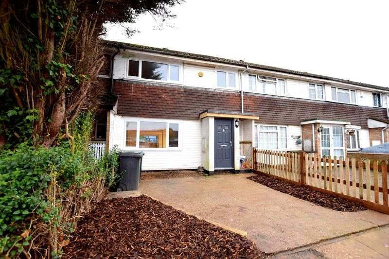 3 Bedrooms Terraced House for sale in The Dart, Hemel Hempstead RECENT RENOVATION