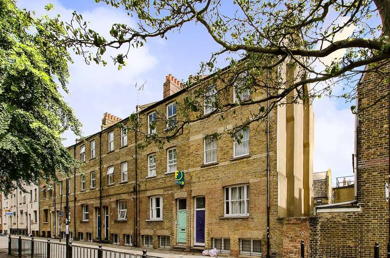 4 Bedrooms Maisonette Flat for sale in Settles Street, Aldgate, E1