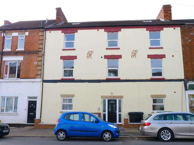 2 Bedrooms Apartment Flat for sale in Midland Road, Wellingborough, NN8 1LU