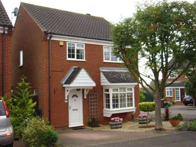 4 Bedrooms Detached House for sale in Princess Close, Northampton, NN3 3NR