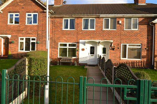 2 Bedrooms Terraced House for sale in Bevis Grove, Kingstanding, Birmingham