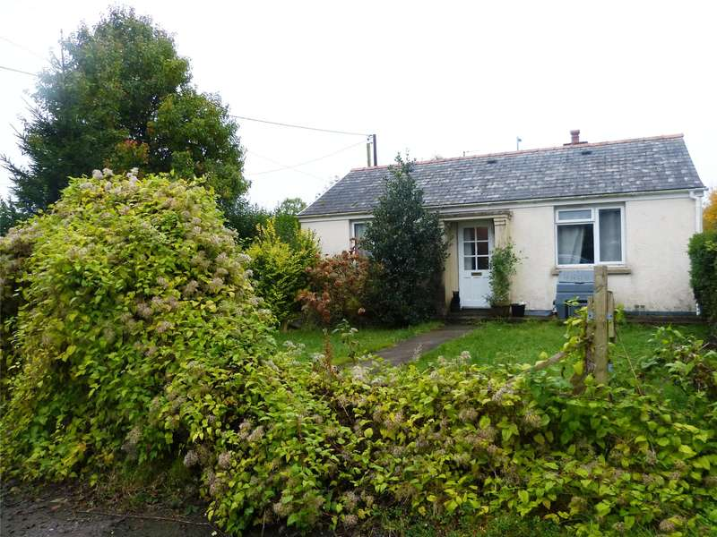 4 Bedrooms Detached Bungalow for sale in The Bungalow, North Road, Whitland, Carmarthenshire
