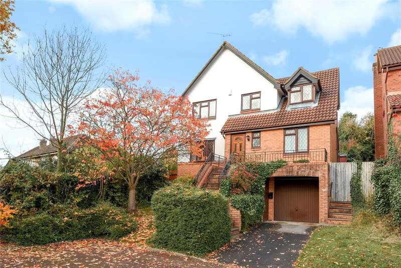 4 Bedrooms Detached House for sale in Goldthorpe Gardens, Lower Earley, Reading, Berkshire, RG6