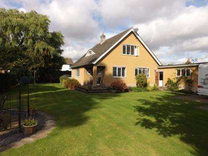 4 Bedrooms Detached House for sale in Jubilee Road, North Somercotes, Louth