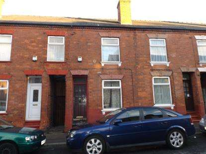 2 Bedrooms End Of Terrace House for sale in Cromwell Street, Mansfield, Nottinghamshire